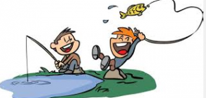 Kids enjoy family fishing trips.
