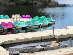 rental boats at state parks