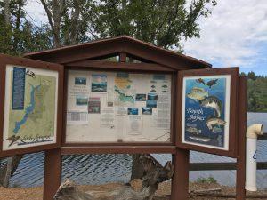 State parks provide information